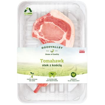 GOODVALLEY Stek Tomahawk 500g
