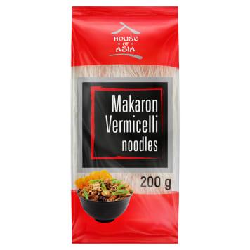 Makaron Vermicelli - House of Asia. Zabierze Cię w podróż po najlepszej kuchni azjatyckiej.