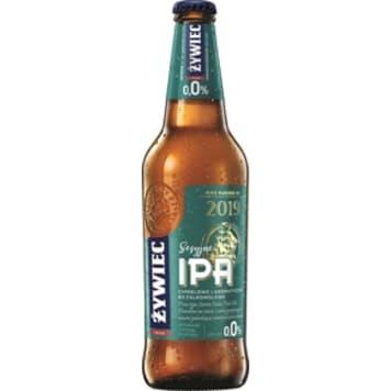 ŻYWIEC Sesyjne IPA Piwo 0,0% (butelka) 500ml