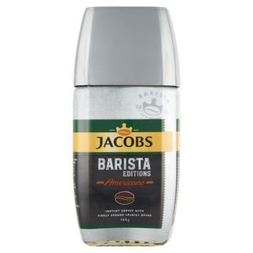 JACOBS Barista Edition Kawa rozpuszczalna oraz zmielone ziarna kawy Americano 155g