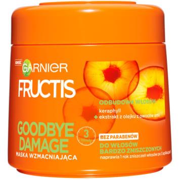 GARNIER Fructis Goodbye Damage Maska do włosów 300ml