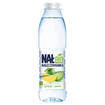 NAŁĘCZOWIANKA BIO Napój niegazowany smak cytryny i limonki 500ml
