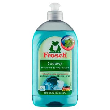 FROSCH Sodowy koncentrat do mycia naczyń 500ml