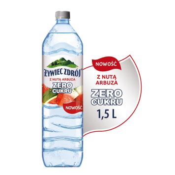 ŻYWIEC ZDRÓJ Zero cukru Z nutą Arbuza 1.5l