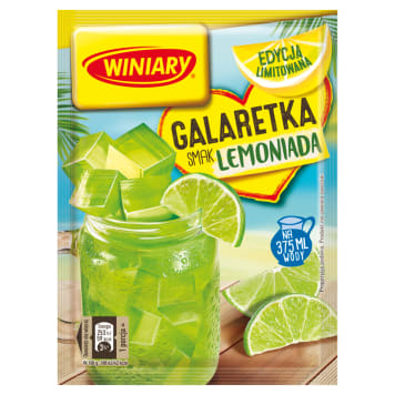 WINIARY Galaretka o smaku Lemoniady 47g
