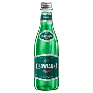 Naturalna woda mineralna niegazowana-Cisowianka. Idealny sposób na codzienne nawadnianie organizmu.