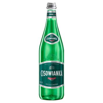 Woda mineralna Classique - Cisowianka posiada niską zawartość sodu. Doskonale nawadnia organizm.