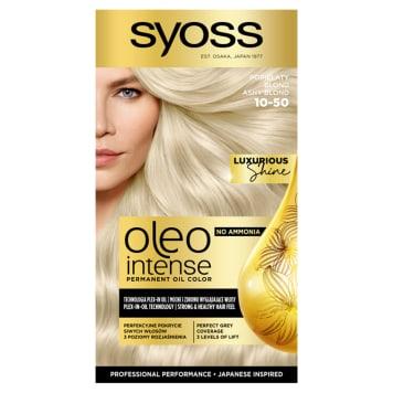 SYOSS Oleo Intense Farba do włosów 10-50 Popielaty blond 50ml