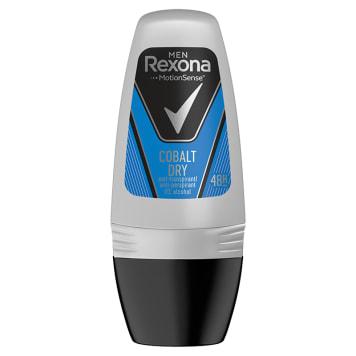 REXONA MEN Antyperspirant w kulce dla mężczyzn Cobalt Dry 50ml