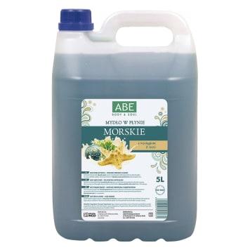 ABE Mydło w płynie morskie z algami 5l