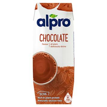Alpro Soya - Napój sojowy czekoladowy. Gwarancja najwyższej jakości.