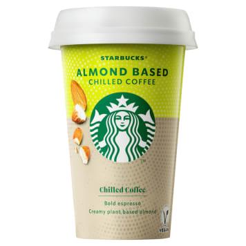STARBUCKS VEGAN Napój kawowy z mlekiem migdałowym 220ml