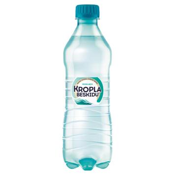 KROPLA BESKIDU Naturalna woda mineralna średniogazowana 500ml