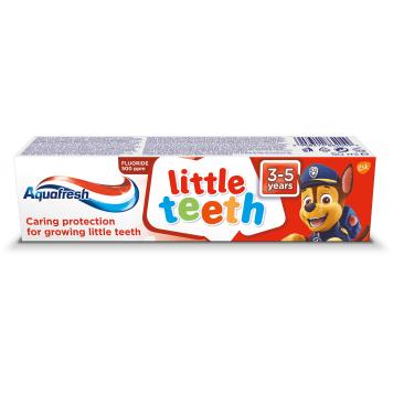 AQUAFRESH Little Teeth Pasta do zębów Psi Patrol 50ml