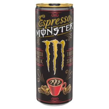 MONSTER Espresso Napój kawowy espresso 250ml