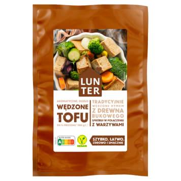 LUNTER Tofu wędzone 160g