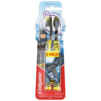 Szczoteczka do zębów - Colgate. Wygodna i bezpieczna szczoteczka dla dzieci w wieku 2-5 lat.