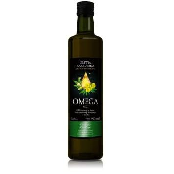 OLIWIA KASZUBSKA Olej omega mix tłoczony na zimno 250ml