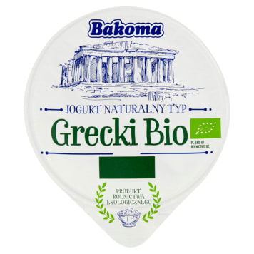 BAKOMA Jogurt Grecki bio 180g