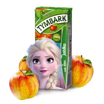 Sok jabłkowy naturalny - Tymbark