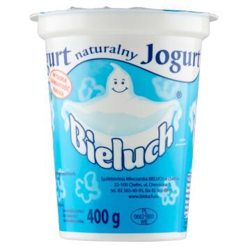 BIELUCH Jogurt naturalny 400g