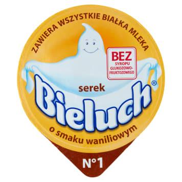 BIELUCH Serek waniliowy 150g