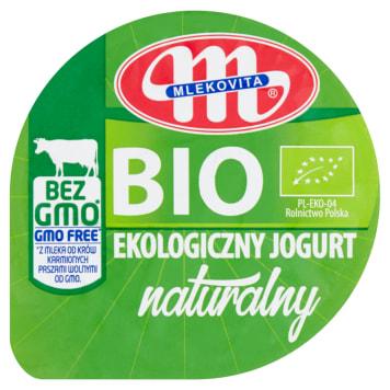 MLEKOVITA Jogurt naturalny BIO 200g