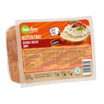BALVITEN Bezglutenowy chleb quinoa soft 350g