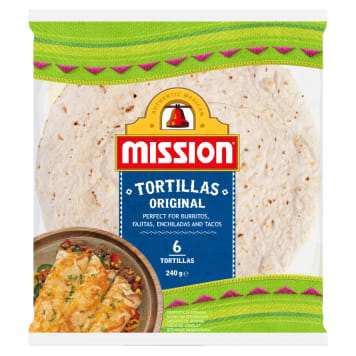 MISSION Tortillas mexican oryginal 24 g