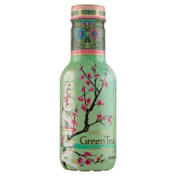 ARIZONA Napój green tea z miodem i żeń szeniem 450ml