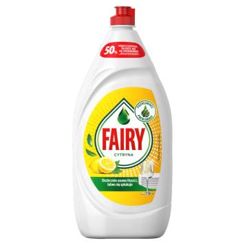 FAIRY Płyn do mycia naczyń Lemon 1.35l