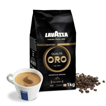 LAVAZZA Qualita Oro Mountain Grown Kawa ziarnista 1kg