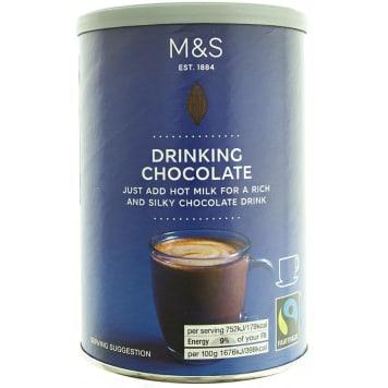MARKS & SPENCER Napój czekoladowy w proszku 250g