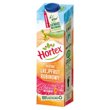HORTEX Nektar Grejpfrut Rubinowy 1l