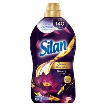 SILAN Aromatheraphy Płyn do zmiękczania tkanin Dreamy Lotus 1.45l