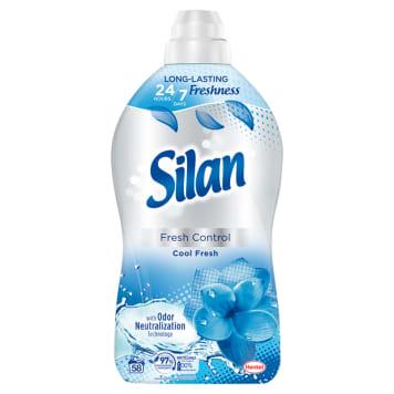 SILAN Fresh Control Płyn do zmiękczania tkanin Cool Fresh 1.45l