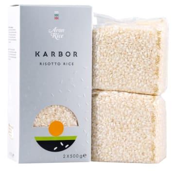 ARON RICE Ryż do risotto (2x500g) 1kg