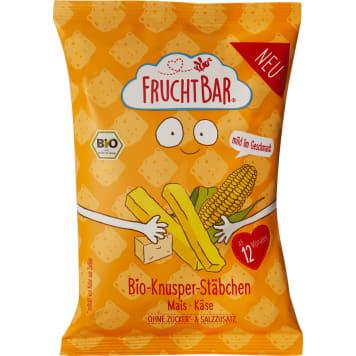 FRUCHTBAR Chrupki kukurydziane – serowe, powyżej 12 miesięcy BIO 30g