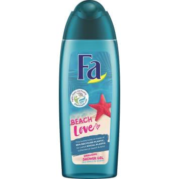 FA Beach Love Żel pod prysznic Energizing 250ml