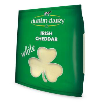 DUBLIN DAIRY Cheddar White kawałek 200g