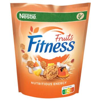 Nestle Fitness - Płatki z owocami. Pozytywny początek dnia.