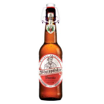 STAROPOLSKIE Dworskie Piwo (butelka bezzwrotna) 500ml