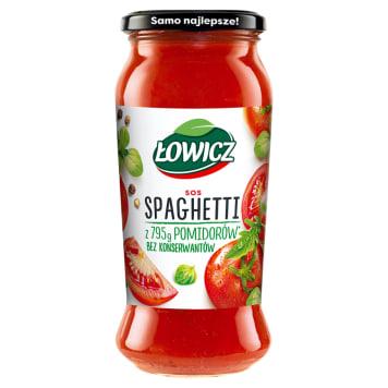Sos spaghetti - Łowicz