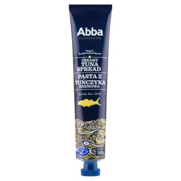 Pasta z tuńczyka - Abba