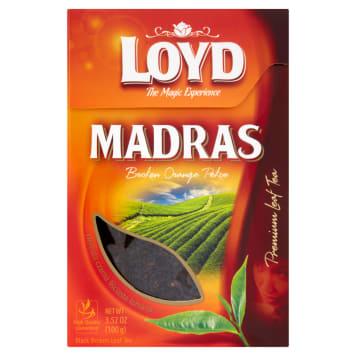 Herbata liściasta - Loyd Tea. Bogactwo smaku i aroamtu w najlepszych listkach.