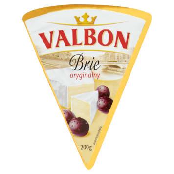 VALBON Ser pleśniowy Brie naturalny 200g