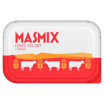 Masmix - masło i oleje roślinne 380g to wyjątkowe połączenie, które będzie pasować do kanapek.