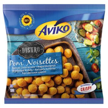Frytki ziemniaczane - Aviko Noisettes to chrupiące i smaczne danie, które łatwo przygotować.