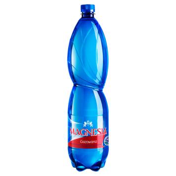 MAGNESIA Naturalna woda mineralna gazowana 1.5l
