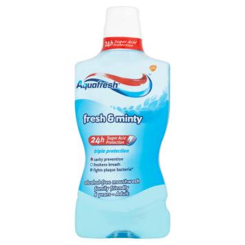 AQUAFRESH Extra Fresh Płyn do płukania jamy ustnej 500ml